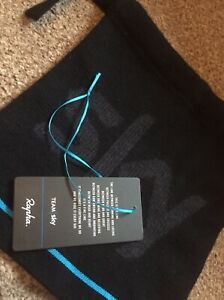 Rare Rapha Team Sky Merino Draw String Hat Snood