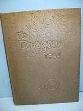 1964 Dragon, Moorhead State College, Moorhead, Minnesota Yearbook