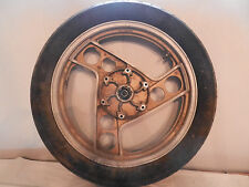 * 1984 Yamaha RZ350 L / Rear Wheel / RZ 350 Banshee