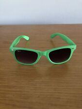 Rare Ray Ban Wayfarer Green Frames