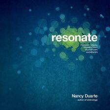 Resonate: Present Visual Stories that Transform Audiences Duarte, Nancy Books-Ac