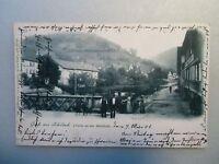 Ansichtskarte  Schiltach Personen Schwarzwald 1901