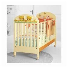 Lettino Baby Expert Tenerino Panna e arancio