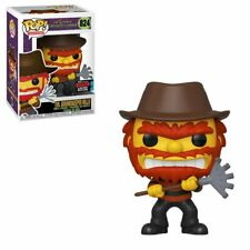 Funko Pop! Evil Groundskeeper Willie #824 The Simpsons 2019 Fall Convention Exc.