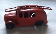1940's Dinky Toys Diecast Streamline Fire Engine
