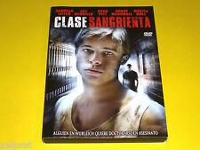 CLASE SANGRIENTA / CUTTING CLASS - nueva