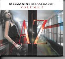 COFFRET DIGIPACK 2 CD COMPIL 29 TITRES--MEZZANINE DE L'ALCAZAR VOL.5