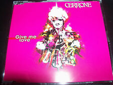 Cerrone Give Me Love Australian 6 Track Remixes (Spiller) CD Single - New