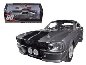New Greenlight Ford Mustang Eleanor 1967 Gone in 60 Seconds 1:18 Limited Edition