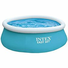 Intex Aufstellpool Easy Set Pools® Blau Ø 183 x 51 cm Badeparadies Garten Pool