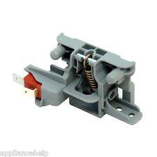 Fits HOTPOINT DISHWASHER DOOR LOCK CATCH SWITCH C00094128