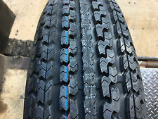6 NEW ST 235/80R16 Turnpike Trailer Radial Tire 10 PLY 235 80 16 ST 2358016 R16