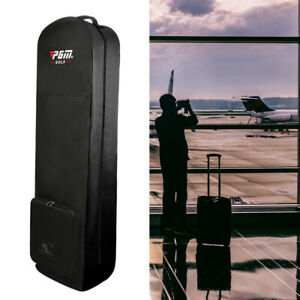 Golf Travel Bags, Golf Travel Cases for Airlines Shipping Storage Carrier Pack