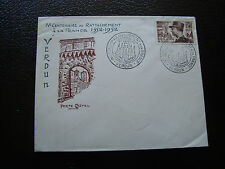 FRANCE - enveloppe 22/6/1952 (cy36) french