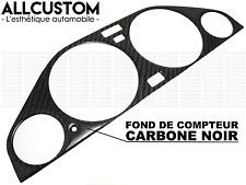 DASHBOARD GAUGE PANEL CARBON FIBER TRIM BEZEL for BMW E30 3 SERIES 82-93 325i M3