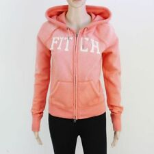 Abercrombie & Fitch Hoodie Pink Hoodies & Sweatshirts for Women