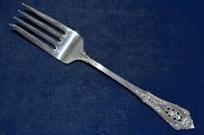 "Wallace Rose Point Sterling Silver Salad Fork - 6 3/8""- 32g - No Mono"