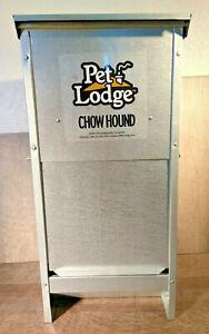 Pet Lodge CH12 Chow Hound 12 Pound Dog Feeder Self feeder