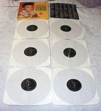 New listing Elvis Presley 1987 RCA 6 LP Box Set Elvis Forever