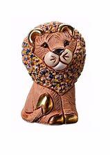 De Rosa Confetti Lion Figurine Ornament (Brown)