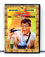 THE NUTTY PROFESSOR DVD Jerry Lewis Widescreen Stella Stevens Freeman Moore