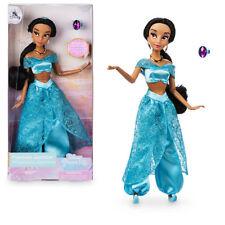 Nuevo Oficial Disney 30cm Princesa Jasmine Clásico Muñeca