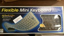 Keyboard -FLEXIBLE/MINI -WIRED (LOT OF 6)