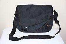 """HP Black Laptop Brief Case Business Briefcase 16"""" Padded Computer Shoulder Bag"""