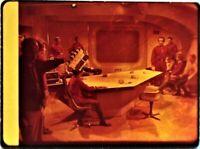 Star Trek TOS 35mm Film Clip Slide Space Seed Clapper Board Conference Room Khan