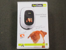 PetChatz HD Wifi Two-Way Audio & Video Camera & Treat Dispenser