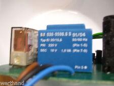 Printtrafo prim. 230v sec 18v 1,8va Era BV 030-0500.0 oeuf 30/15.5 transformer