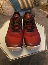 New listing mens nike tiger woods golf shoes size 8