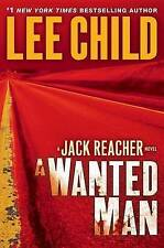 NEW A Wanted Man (Jack Reacher) by Lee Child