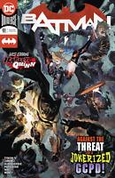 BATMAN #91 JORGE JIMENEZ MAIN COVER A JOKER WAR PRELUDE - DC COMICS 2020