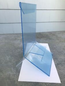 New Clear Product Display Stand Acrylic Easel
