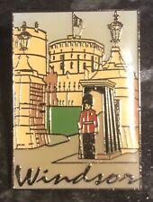 London Windsor Castle Pin Badge