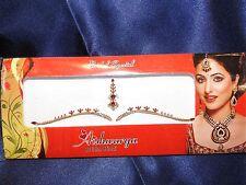 Bindi Indian Bollywood Ladies Accessories Dots Tattoo Bridal Forehead Sticker A7
