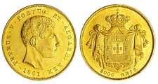 Portugal - Pedro V (1853-1861) - 5000 reis 1861