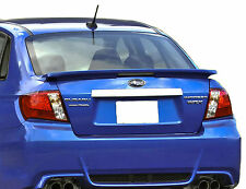 PAINTED SUBARU IMPREZA FACTORY STYLE REAR WING SPOILER 2008-2011