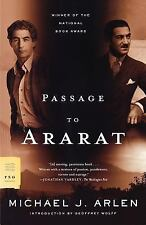 Passage to Ararat: By Arlen, Michael J.