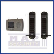 Accionado por energía solar 900 Wireless perímetro piscina Sistema De Alarma-Reino Unido Stock!