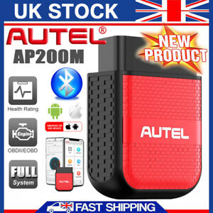 NEW! Autel Maxisys APP AP200M Diagnostic Scanner Tool All System Key Programming
