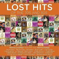 LOST HITS OF THE 70's 80's CD LINDA GEORGE~JOHN WILLIAMSON~BRIAN CADD *NEW*