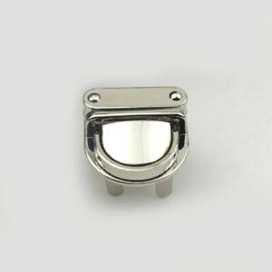 1PC Bag Closure Catch Buckle Twist Tuck Lock Clasp Fasteners Craft Bag Accessory