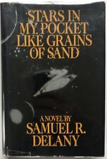 Samuel R. Delany Stars In My Pocket LIke Grains of Sand SIGNED First Edition 1st