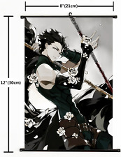 Anime Fate/Zero Fate Grand Order Lancer Wall Scroll Home Decor cosplay 2153
