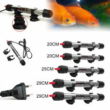 Fish Tank Heater Aquarium Thermostat Submersible Heating Rod 25 to 300W EU Plug