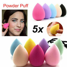 5pcs Makeup Foundation Sponge Blender Blending Puff Flawless Powder Smooth