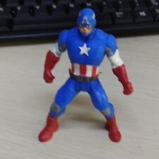 "3.75"" Marvel Universe Comic  CAPTAIN AMERICA Action Figure Boy Toy Xmas Gift"