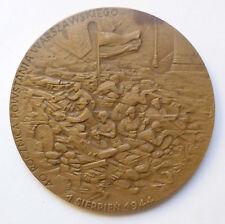 Polen schwere Bronzemedaille --Warschauer Aufstand 1944--